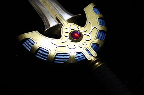 Y様 金属刀身ver ロトの剣(王者の剣)ラーミア