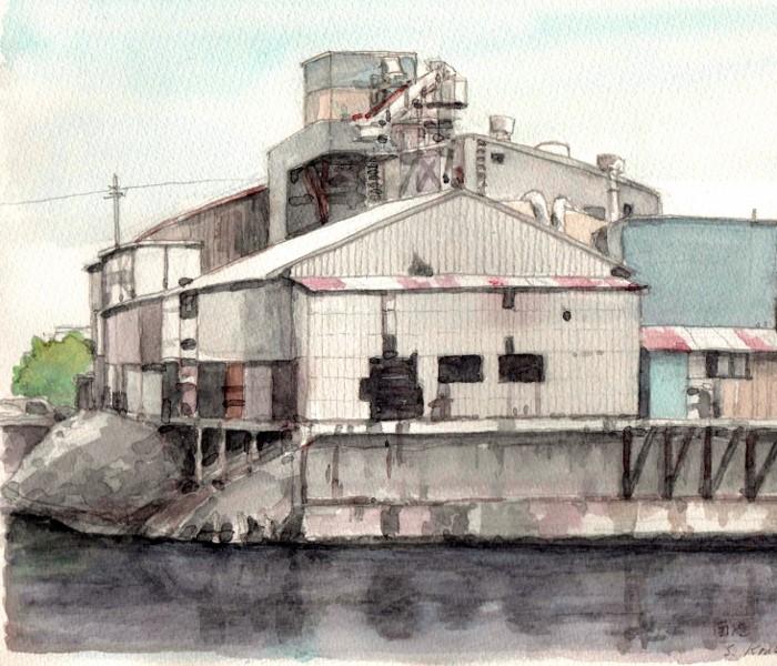 南港の工場 (700x600)