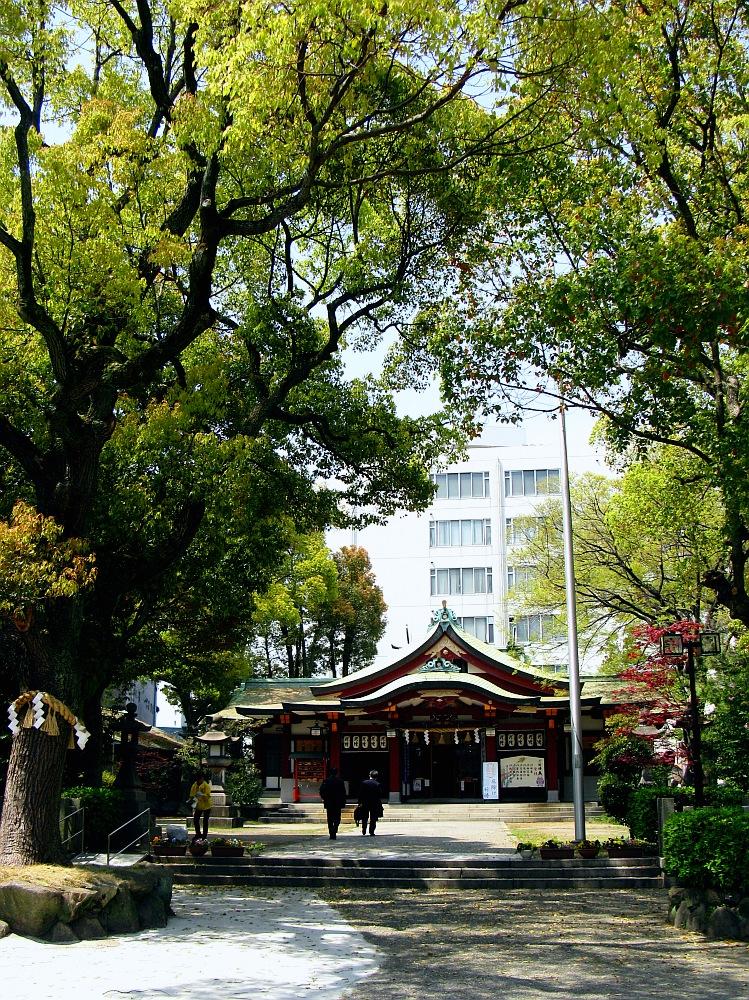 2012_04_19 大阪中津:豊崎神社 (1)