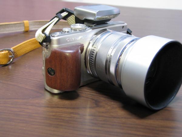 レンズフードカバー装着 EPL-5