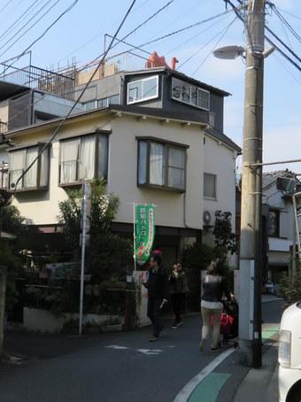 千駄木駅周辺16