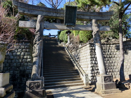 品川神社02