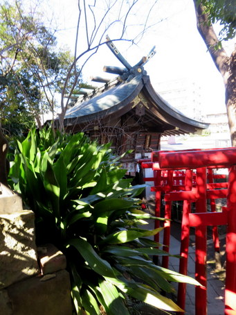 品川神社15