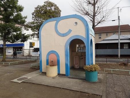 竹ノ塚ゾウ便所