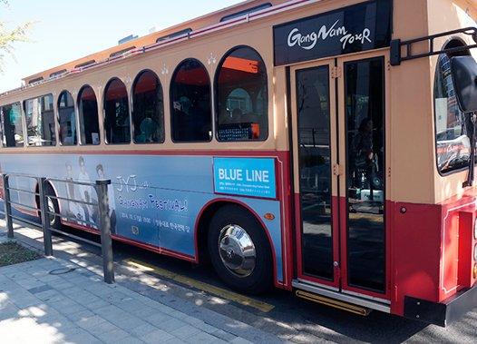 江南観光センタートロリーバス2014