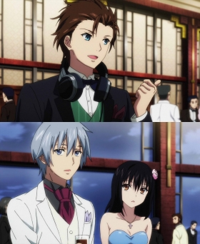 Strike the Blood OVA 1-2 (20)