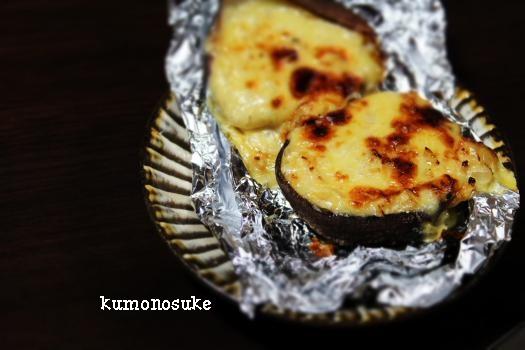椎茸チーズ