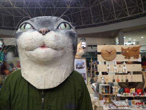 猫被り物yasumネP4030061 -2