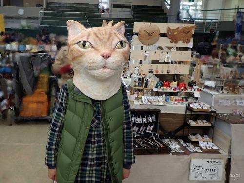 猫被り物miwamネP4030063 -2