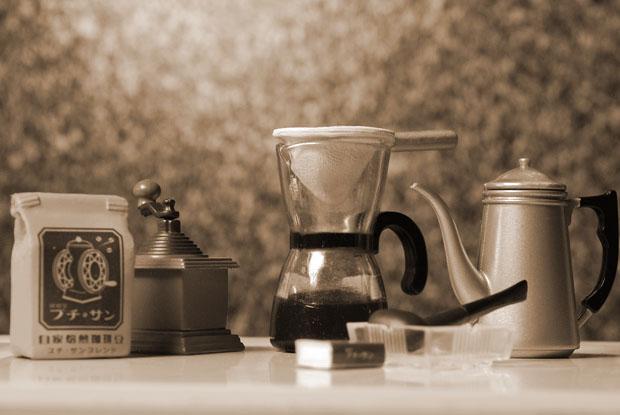 街角のレトロ喫茶店17