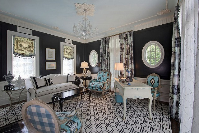 Cool-blue-chairs-blend-in-with-shades-of-gray-in-the-room.jpg