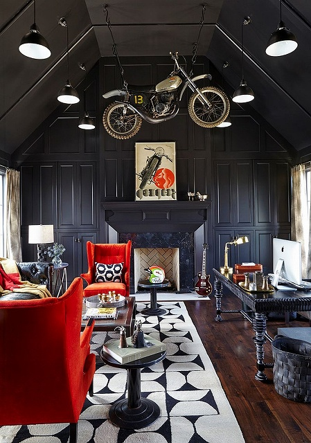 Dark-sophistication-and-smashing-decor-additions-create-a-stunning-home-office.jpg