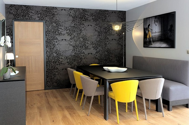 Refined-contemporary-dining-room-in-gray-with-a-dash-of-yellow.jpg