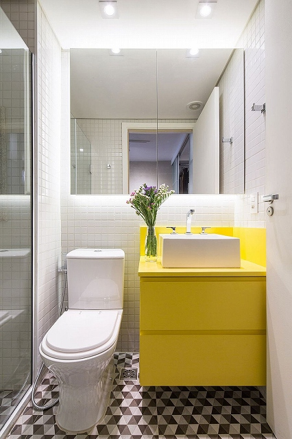 Tiny-vanity-in-bright-yellow-for-the-small-bathroom-in-white.jpg