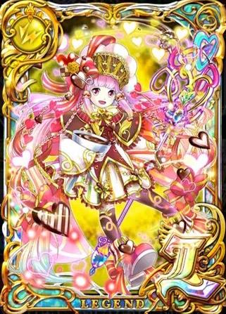 恋花を咲かす乙女 パニーラ・アモー