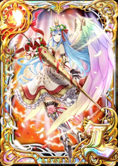 戦乱を鎮める剣の女神 アンジェリカ