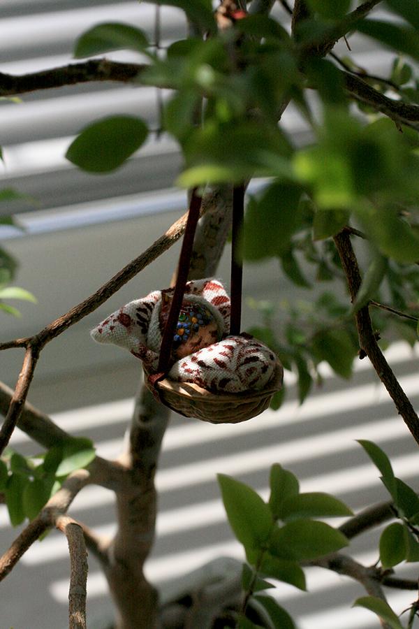 くるカラ 眠りの森の庭だより 胡桃の殻 夢くるみ クラフト