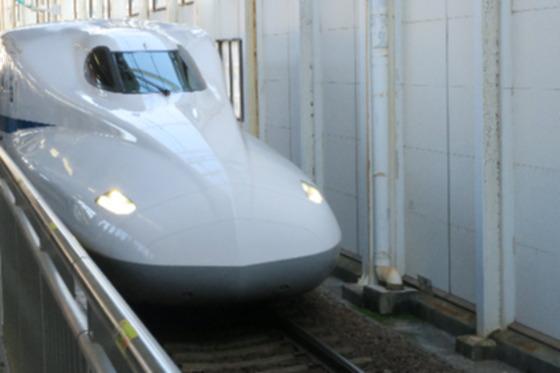 新幹線旅8