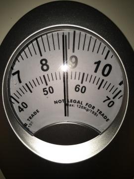 体重2016-2-25