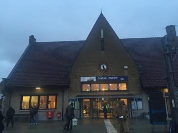 Knokke Station