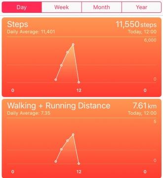 Walking 2016-3-27