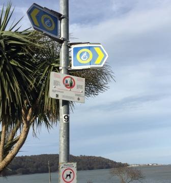 Wales Coastal Path, Bangor