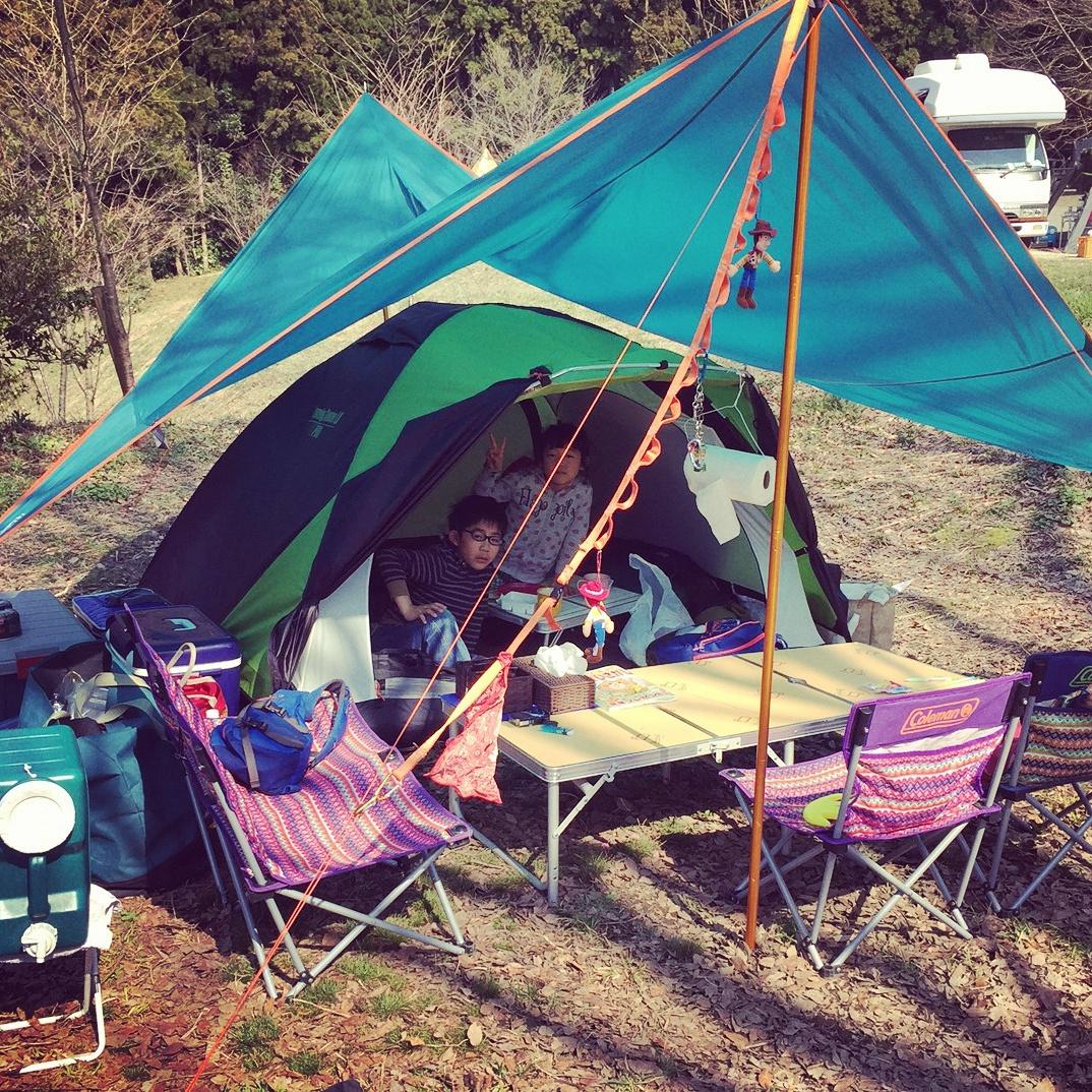 若杉キャンプ