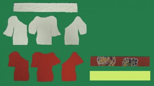 マイコハン着物パターン2137