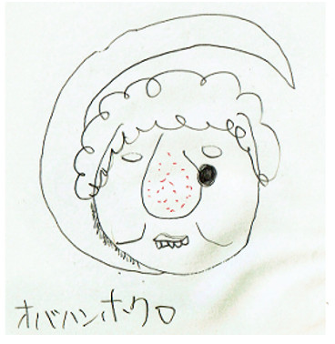 オバハンホクロ_絵