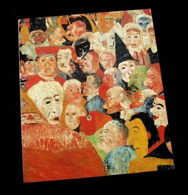 アンソール展(1983)1