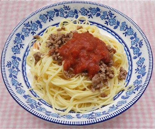 冷製トマトパスタ のコピー