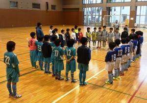昭島総合体育館④