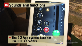 Bachmann E-Z App system