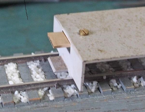 カプラーハイトゲージ改造
