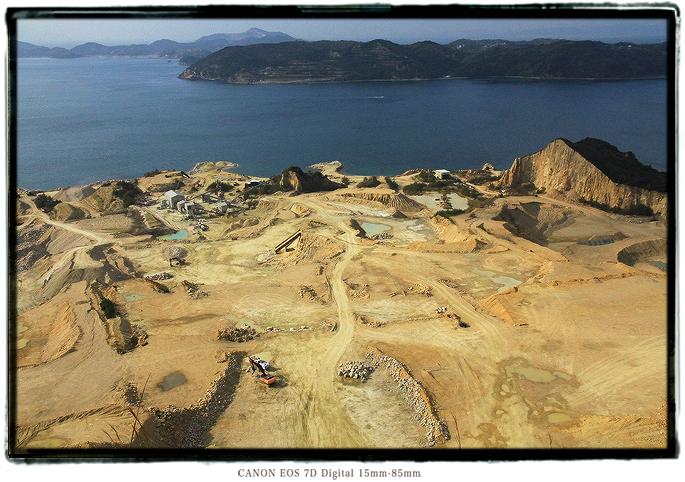家島諸島男鹿島の採石場1602tangashima011.jpg