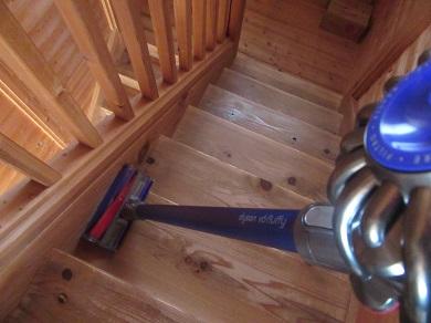 階段もスイスイ