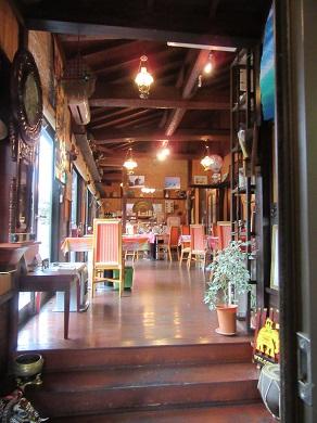 スリランカ料理店