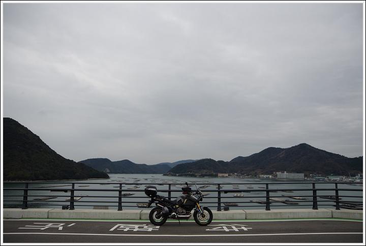 2016年2月23日 日生・室津ツーリング (3)