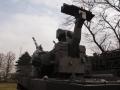 陸上自衛隊広報センター87式自走高射機関砲砲塔後部
