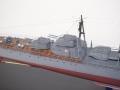 島風350分の1艦尾兵装