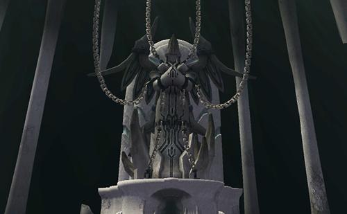 男神プロマシア像