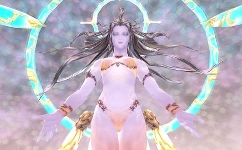 女神アルタナ