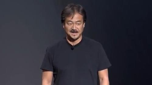 坂口博信さん
