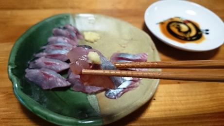 ニシン刺身! (4)