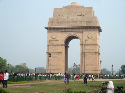 インド 凱旋門