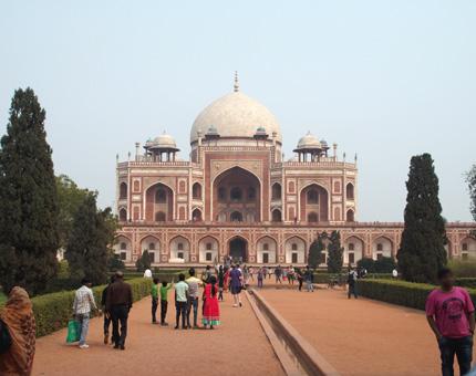 インド観光 フマーユーン