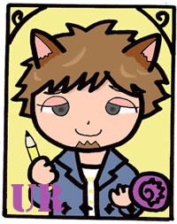 ハギ猫UR