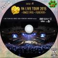 V6 LIVE TOUR 2015 -SINCE4