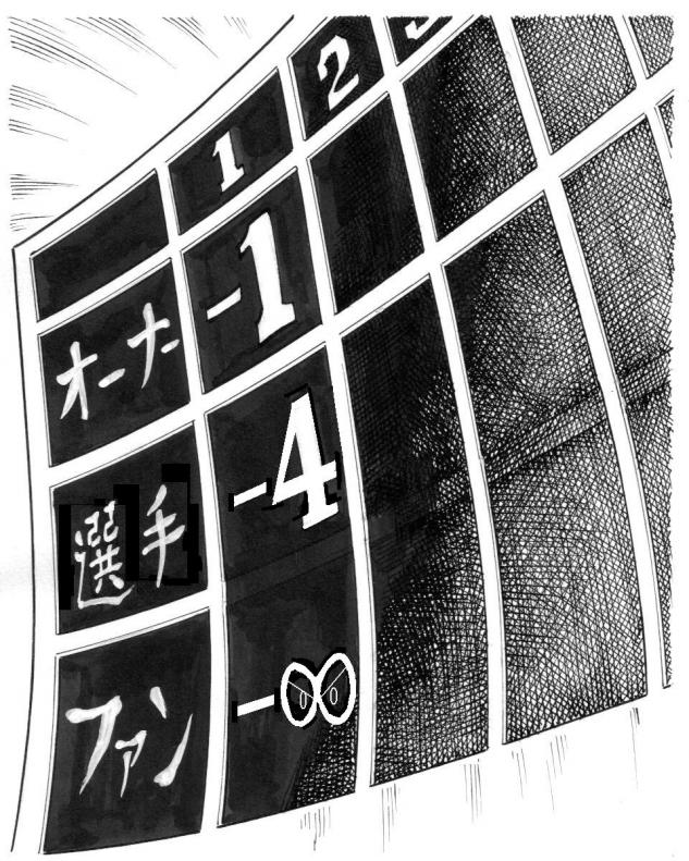 ジャイアンツやきゅうとばく!(633)