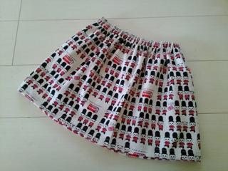 ブログ2 0310スカート